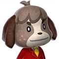 Digby Cosplay from Animal Crossing: New Leaf