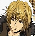 Dino Cosplay Wig from Katekyo Hitman Reborn!