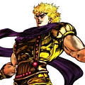 Dio Cosplay (Part 1 Phantom Blood) from Jojo\'s Bizarre Adventure