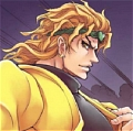 Dio Wig from JoJo's Bizarre Adventure