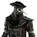 Doctor Costume Desde Assassins Creed