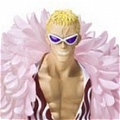 Doflamingo Cosplay Desde One Piece