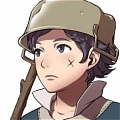 Donnel Cosplay von Fire Emblem Awakening