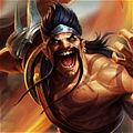 Draven Cosplay von League of Legends