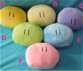 Dumpling Plush (Purple) Desde Clannad