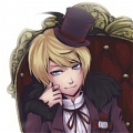 Earl Cosplay (Ball) Da Black Butler