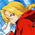Edward Cosplay Wig from FullMetal Alchemist