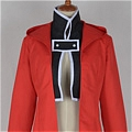 Edward Costume (Coat and Shirt) Da Fullmetal Alchemist