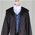 Edward Costume (Movie Version 4-133) Da Fullmetal Alchemist