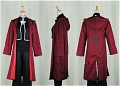 Edward Jacket (4-127) from FullMetal Alchemist