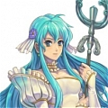 Eirika Costume from Fire Emblem The Sacred Stones