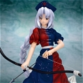 Eirin Cosplay (Imperishable Night) Da Touhou Project