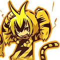 Electabuzz Cosplay form Pokemon