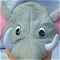Elephant Hat (Plush 02)