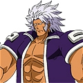 Elfman Cosplay (Grand Magic Game) from Fairy Tail
