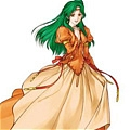 Elincia Cosplay from Fire Emblem