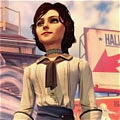 Elizabeth Cosplay (2nd) De  BioShock Infinite
