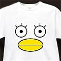 Elizabeth T Shirt (White 01) from Gin Tama