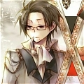 Roderich Costume (Austrian Succession) from Axis Powers Hetalia