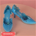 Elsa Shoes Desde Frozen