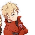 England Cosplay (Arte Stella) from Axis Powers Hetalia