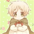 England Cosplay (Chibi) from Axis Powers Hetalia