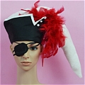 England Cosplay (Hat, eyepatch) from Hetalia Axis Powers