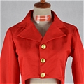 Enjolras Coat Desde Les Miserables