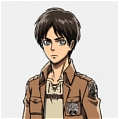 Eren Cosplay from Attack On Titan