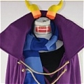 Eridan Cosplay (cape and horns) from Homestuck