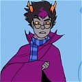 Eridan Cosplay from Homestuck