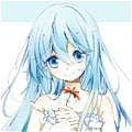 Erio Cosplay (Summer) from Denpa Onna to Seishun Otoko