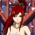 Erza Cosplay (Red) from Fairy Tail