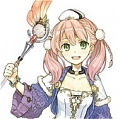 Escha Malier Cosplay Desde Alchemists of the Dusk Sky