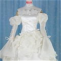 Euphemia Cosplay (DVD Cover Dress Customize) from Code Geass