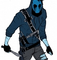 Eyeless Jack Cosplayf from Creepypasta