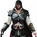 Ezio Costume (Black) from Assassins Creed