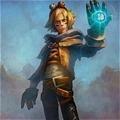 Ezreal Cosplay von League of Legends
