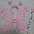 Fairy Wing (Pink Star)