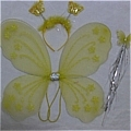 Fairy Wing (Yellow Star)