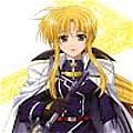 Fate Cosplay (Movie) De  Magical Girl Lyrical Nanoha