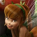 Fawn Wig von Disney Fairies