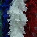 Feather Boa (White 03)