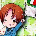 Feliciano (North Italy) Costume from Axis Power Hetalia