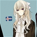 Iceland Cosplay (Fem) from Axis Powers Hetalia