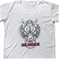 Final Fantasy T Shirt (Cloud White 02) from Final Fantasy