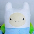 Finn Plush De  Adventure Time
