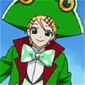 Finnian Cosplay (Wonderland) from Kuroshitsuji