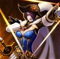 Fiora Cosplay from League of Legends