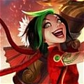 Firecracker Jinx Wig from League of Legends